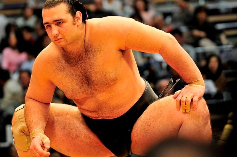 Kotooshu Katsunori FIGHT SPORTS Official Website UFC Bellator MMA NewsMeet